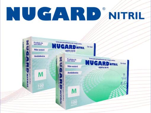 NUGARD NITRIL Procedure Gloves – Non-surgical, Nitrile, Dust-free