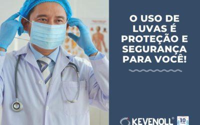 A segurança das Luvas Kevenoll do Brasil